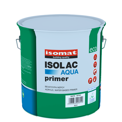 ISOLAC AQUA ECO PRIMER