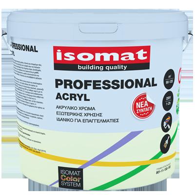 ISOMAT PROFESSIONAL ACRYL