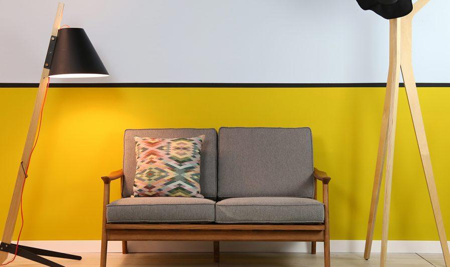 ιδέες χρωμάτων εσωτερικού χώρου ISOMAT